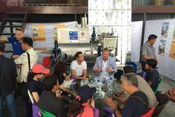 MSD präsentiert Dämpftechnik in Malaysia